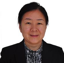 """Lin """"Susan"""" Zheng"""