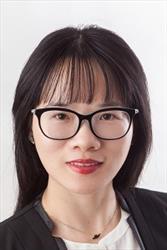 """Yueru """"Michelle"""" Zheng"""