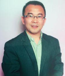 """Junshuang """"James"""" Zhang"""