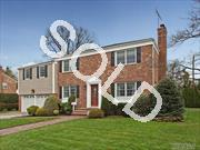 Brand New Spectacular Brick Ch Colonial On 100X100. Enormous State Of The Art Kitchen/Family Rm. Viking Appliances And Custom Cherry Cabinetry. 5 Oversized Bedrooms, 2.5 New Baths, Cac, Igs, Central Station Alarm, Patio And Stunning Landscaped Yard