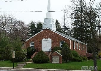 Unique Opportunity!!  Beautiful Church In Top Location!