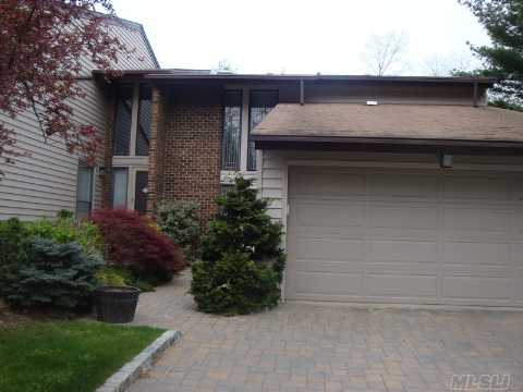 Spacious End Unit With Surrounding Deck.  Largest Model In Maple Run.