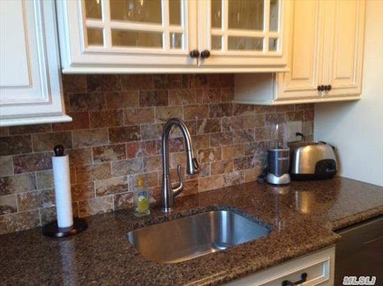...Large Corner Unit All New And Updated Thru Out......Upd Hardwood Floors! Lg Open Lr ! New Granite Kitchen W/Ss Appliances! Dining Area Or Dining Room ! Updated Tiled Full Bath! Large Corner Mbr! Extra Closets! Great Unit! Unpack And Relax!