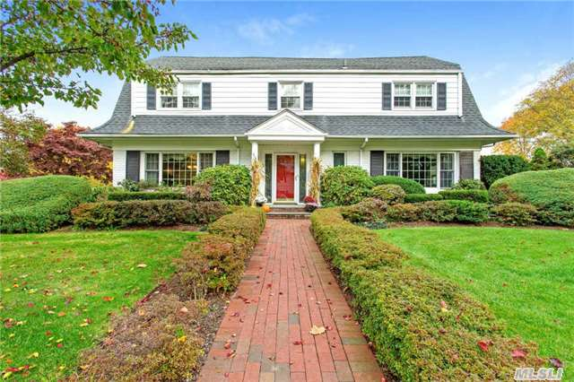 Beautiful Vintage Dutch Colonial, Nicely Updated While Maintaining The Charm Of Yesteryear. Deeded Docking And Beach Rights, As Part Of Langcroft Beach Association. Granite And Stainless Gourmet Kitchen, 2 1/2 Custom Tiled Baths, Wood Floors Throughout, 4 Oversized Bedrooms, Winter Water View And So Much More, Set In A Lovely South Location. A One-Of-A Kind Gem!