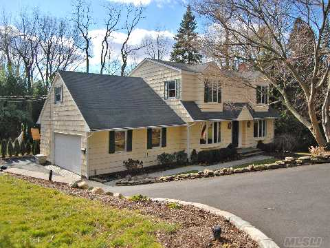 New To Market! This Spacious And Tasteful 5-Bedroom Colonial Is Nestled On A Private Third-Acre On One Of Sea Cliff's Most Coveted Streets. Wonderful Layout Exuding Charm. All Amenities Cac,Cvac,Igs,Surround Sound Outdoor Lighting, Scrumptuous Home! Taxes Are $17,967.83 With Basic S.T.A.R.