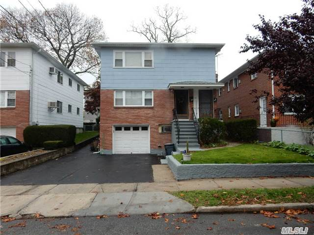 2 Family Home Each Floor Has 3 Spacious Bedrooms And 1 Bath, Eat-In Kitchens, Living Room/Dining Room. Full Basement W/Laundry. Attached 1 Car Garage. 2 Separate Heating Systems: First Floor And Basement Have Oil And The Second Floor Has Gas