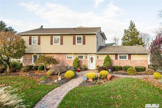An Expanded Gem. Updated & Upgraded From Ground Up Within Last 10 Years. Open Concept Chefs Kit W/Granite Center Isle. Ss Appl & Glazed Cabinetry Spills Into Dr/Fam Rm! Master W/Fpl, Wic & All New Bath. Custom Moldings, Cac, Gas Heat, Igs. Young Roof, Siding & Windows. 3rd Bedroom Can Be Split To Create 4th Bedroom. Charming Neighborhood, A Mile To The Village!