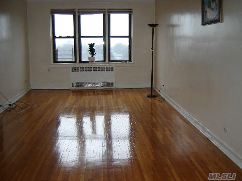 12 X 20 Living Room with Gleaming Hardwood Floors