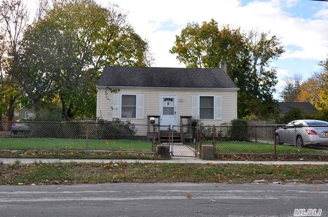 2 Bed, 1 Bath, Ranch. Eik W/ Outside Entrance. Partial Basement. Short Sale Subject To 3rd Party Approval