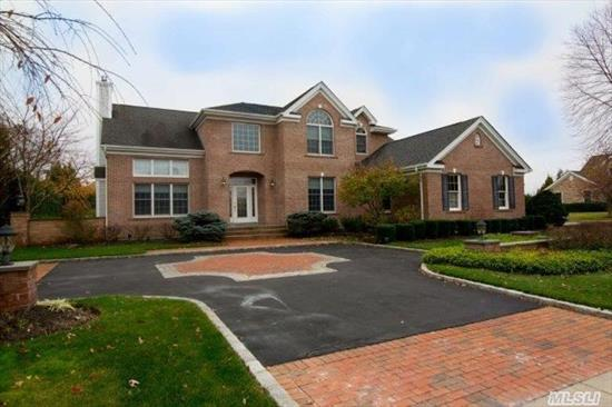 4/5 Bedroom Ch Colonial In The Gated Community Of Country Pointe! Designer Done! Mster Suite Sitting Area Can Be 5th Bedroom Or Nursery. Gourmet Eik. Beautifully Landscaped .5 Acre Property W/ Saltwater, Gunite Custom Pool W/Hot Tub & Outdoor Kitchen. Hhh Sd - Signal Hill, West Hollow, Hs East.