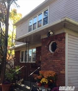 Great Location For Commuter. Legal 2 Family 3 Bedrooms 1.5 Baths Each Apartment. Oversized Property 60X150, 2 Car Garage Finished Basement. Master With 1/2 Bath. Walk To Lirr Shopping And Schools. Sd 20 Lynbrook Schools. Tenants Park By Permit In Village Parking Lot. New Kitchen W/Granite , Baths With Granite .6 Bedrooms And 3 Full Baths And 2 Half Baths