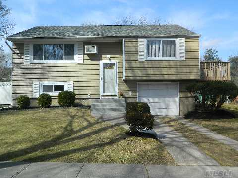Well Maintained And Lovingly Cared For Home. Tucked Away In A Quiet Little Neighborhood.  New Roof, Deck, Windows, Heating System & Attic Stairs. Freshly Painted And Sparkling Refinished Hardwood Floors.  Great Price, Just Move Right In!