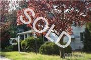 Sold 'As Is' Condition. Requirs C/O For Fin Basement. This Property Needs T.L.C.  Many Posibilities