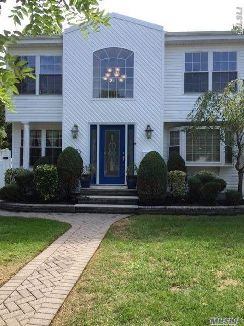 Huge Diamond Condition Colonial 4 Bedrooms 3 1/2 Baths Full Finished Basement In Ground Salt Water Pool Deck And Outdoor Kitchen Home Is Pristine Must See This Amazing Home Much Nicer In Person