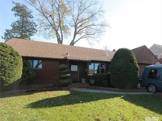 Move Right Into This Lovely Spacious Ranch Home In Desirable N Bellmore Neighborhood. This 3 Bedroom, 2 Bath Home Is Nestled On A Cozy, Quiet Cul-De-Sac. The Formal Living & Dining Room Boosts Gleaming Hardwood Floors And Large Eat In Kitchen. Master Bedroom With Full Bath. Full Basement, 1 Car Garage. Close To Shopping, Highways, Schools And Parks.
