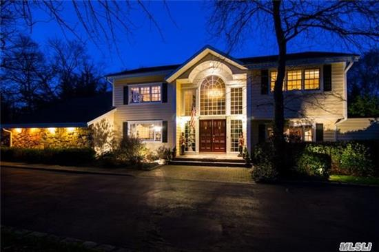 Gorg. 2.01 Acres In Obc, 5 Bdm, 5.55 Bth Ch Col. Classic Elegance W/ Beaut Appointments Thruout Gourmet Eik , Banquest Size Dr. Huge Fr W/ Stone Fp, Exquisite Mstr Ste.W/Gas Fp, Sit Rm, Dress Table, 3 Amazing Wic. Fin Ll W/Media Rm, Off, Lge Gym, Cedr Cl, Bdrm & Fb. Cntry Cl Living W/ Ig Htd Gun Pool, Ht Tub W/ Wtrfall, Fire Pit, Sweeping Lawns And Muti-Leveled Decks.