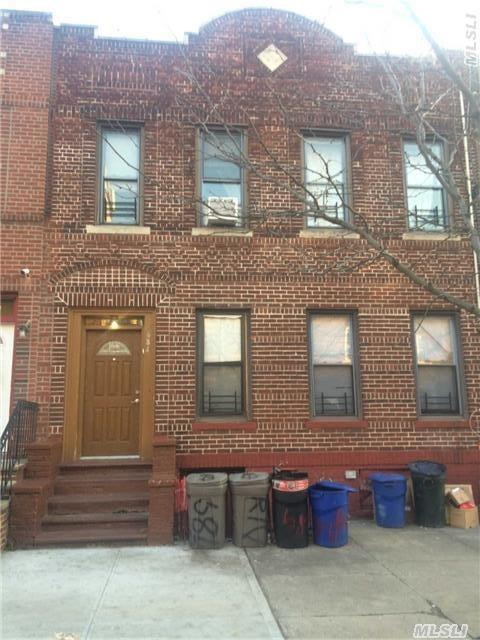 Great 4 Family Income Providing Property. Each Apartment Has 2 Bedrooms And 1 Bathroom. Newly Updated. Building Is Fully Occupied With Paying Tenants. Area Is