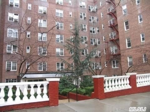 Gorgeous 2 Bedroom Converted Into 1 Bedroom In A Desirable Building. It Features A Custom Made Kitchen With Granite Countertops,  Large Living Room With A Dining Area,  Spacious Bedroom, Renovated Full Bath,  Many Closets, Hardwood Floors Throughout. Lots Of Sunlight, Bright Apartment. Close To Trains, Shopping And Schools.