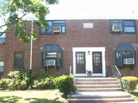 This First Floor Corner Unit In Clearview Gardens Features 2 Spacious Br, Lr, Dr, Kitchen With Stove, Refrigerator, Dishwasher, Washer And A Maintenance Of 882.99 Which Includes Taxes, All Utilities, Snow Removal And Garbage Removal.
