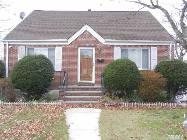 4 Bedroom Home On A Lovely Block In Uniondale. Home Has A Full Finished Basement With Ose. Detached Garage And Nice Yard.