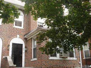 2 Family S/Detached Brick Colonial. 4 Bedrooms Over 3 Bedrooms. 2nd Floor Rented. 2 Separate Meters. 5 Years Old Roof.Owner Relocating! Won't Last!!