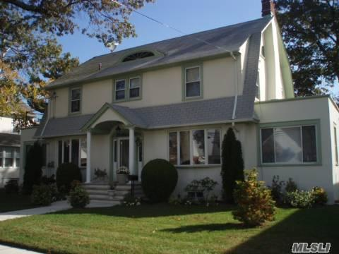 Beautiful 2 Family Home -- Close To All -- House Will Be Delivered Vacant - Owner Very Anxious -- Taxes Don't Reflect Star