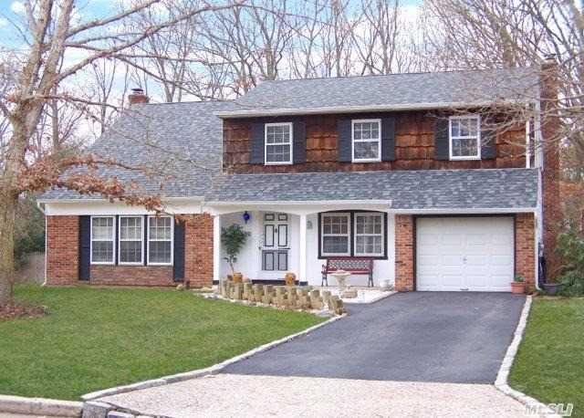 Spacious Well Kept 4 Br Colonial In A Quiet Neighborhood. Features 2 Master Bedrooms With Walk In Closets. Fenced Backyard Perfect For Entertaining, Gazebo And Semi In Ground Pool. Roof 2 Years Young! Check It Out You Wont Be Disappointed.