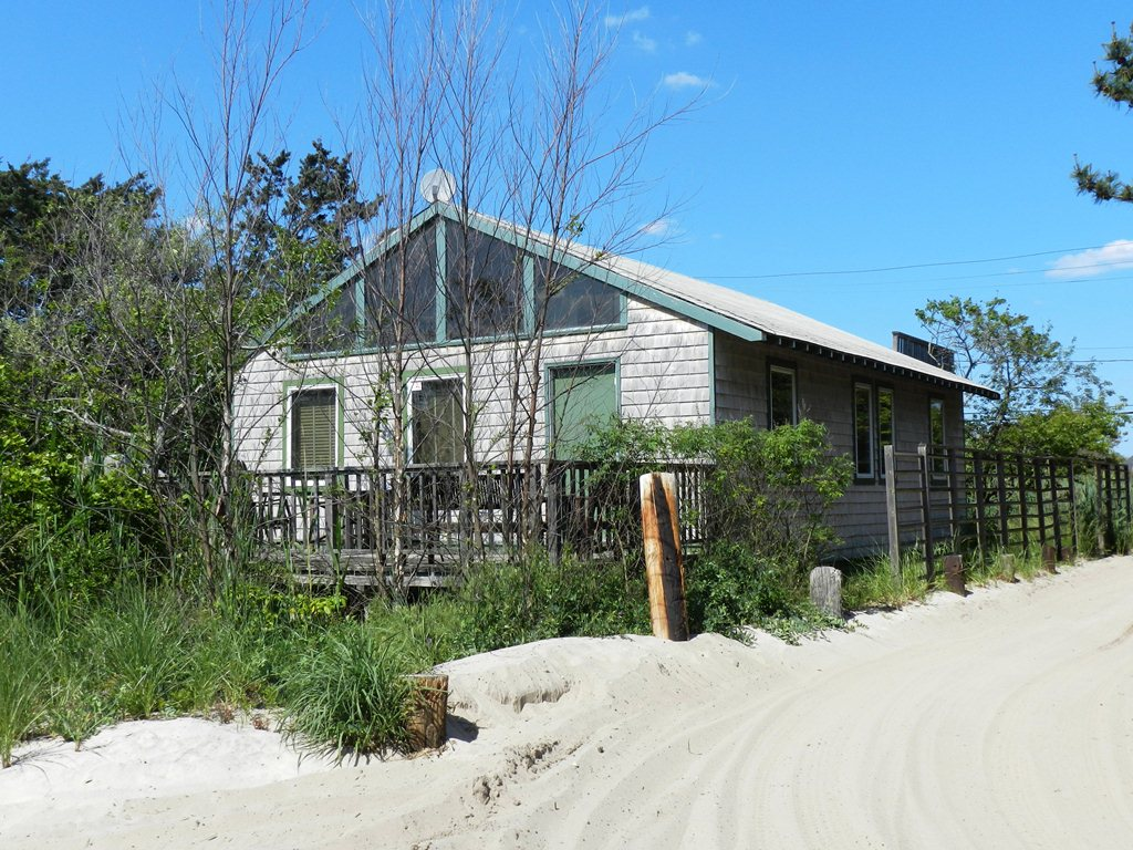 Robbins Rest, 3 bedroom, 1 bath home, adjacent to National Seashore land.