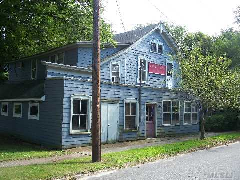 Historical Farmhouse In Need Of Tlc - This Is The Diamond In The Rough You Have Been Looking For! Call For Details.