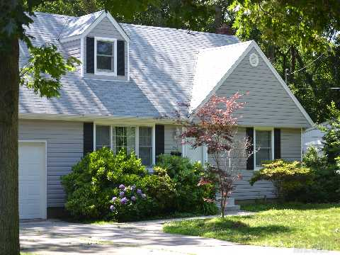 Immaculate Charming Cape In  Desirable So. Bayport. Lovely Fenced Property. Brand New Andersen Windows, Siding, And Gutters. New Mouldings Throughout. Brand New Kitchen W/ Custom Cabinets, Gorgeous Quartz Countertops & Ss Appliances. Newly Renovated Bath. Cvac. Lg Unfinished 2nd Fl W/ Plenty Of Room For 2Brs And Full Bth.  Taxes W/Star 8,831.