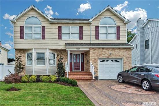 Magnificent, Spacious 4 Bedroom Colonial, Blocks From The Water. Conveniently Located Next To The Popular Nautical Mile. Hardwood Floors Throughout, Large Master Bedroom With Bath, Beautiful Kitchen, Ss Appliances. Completely Updated With No Expense Spared. View The Virtual Tour For A Better Experience.
