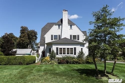 Old World Charm In This Home. Great Home For A Large Family And For Entertaining. Private Back Yard Off The Dining Room.