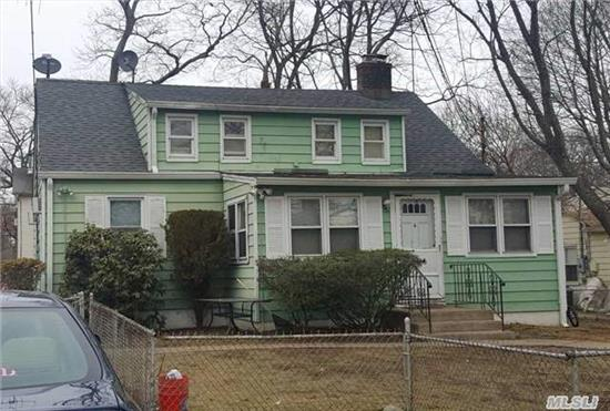 Lovely 3 Br Cape With Stainless Steel Kitchen. Master Suite On 2nd Floor W/ Full Bath, Closed-In Porch. Living Room W/ Fireplace, 2 Bedrooms, Large, Partially Finished Basement Located In Desirable Harborfield School District.