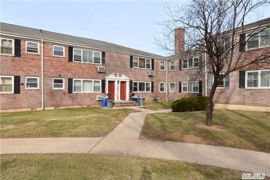 Spacious 2nd Floor Apartment In A Tucked-In Rear Courtyard Location. Bright And Sunny Unit With Large Living Room/Dining Area, Updated Bath And Great Closet Space.