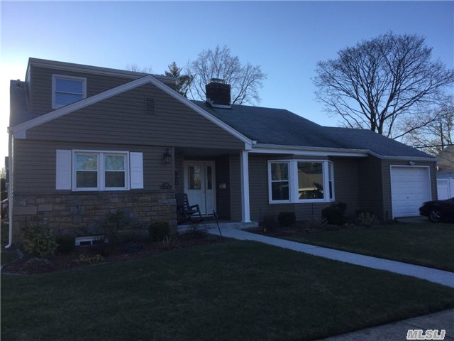 Mint Expanded Ranch In Desirable Dogwood Area. New Kitchen, Baths, Windows, Siding & Walkways. Beautiful Hw Flrs. All Large Brs. Huge Unfit Basement. X-Lg. Fenced Prop. Split A/C Unit - 3, 000 Btu Cools 1st Flr. New Cherry & Granite Kitch W/ Ss Appliances, Custom Closets & Pantry. Master-Sized Br On Each Flr. Actually On Wildwood Rd. Would Be 820 Wildwood Rd. If Petitioned