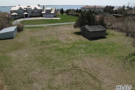 Great Location On .90 Of An Acre At The End Of A Cul-De-Sac Facing A Multimillion Dollar Bayfront Home. Build Your Dream House & Optimize The Water Views. Owner Motivated!