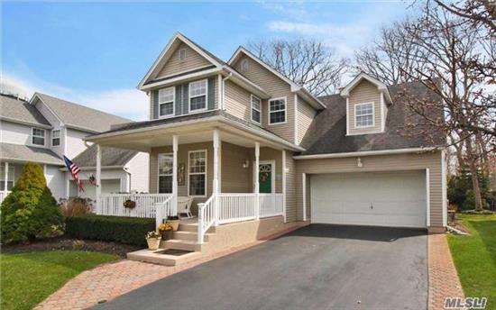 Mint+ Customized Bentley Ii Model In Prestigious Mystic Oaks. This Fully Detached Townhome Boasts 3 Floors Of Luxury. 9' Ceilings On 1st Floor. Gleaming Hardwoods, 2 Gas Fp, Huge Updated Kitchen W/Granite. Master W/Large Master Bath. 3 Addtl Brs, Full Bath, Two Half Baths. Full Fin Basement. 2 Car Att Garage. Paver Patio In Rear + Front Porch. Taxes W/Basic Star: $11, 131.