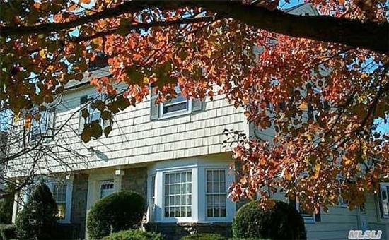 Outstanding Prime Property With Room To Expand. Charming 4 Bedroom, 3 Bath Old Style Colonial Home With Enclosed Back Porch. Eik, Breakfast Rm, Formal Dr. Sd #14. Move Right In.