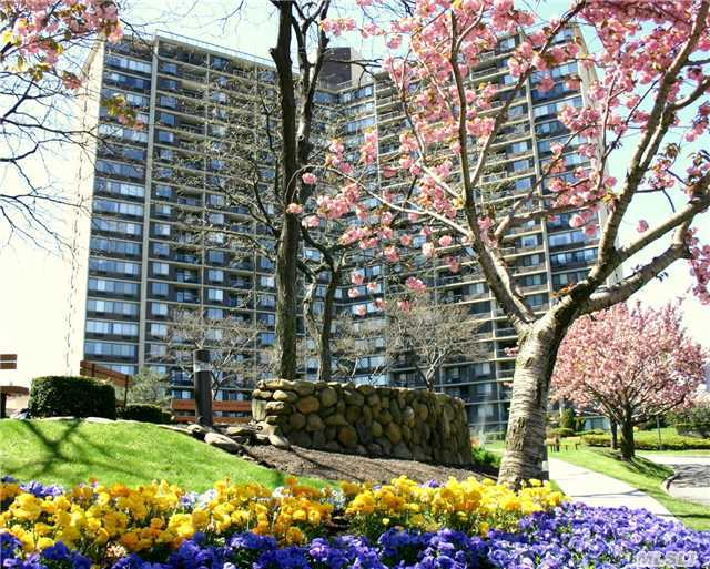Fabulous Bay Club Gated Community. 24 Hr. Security. Doorman / Concierge Building. Large 1 Bedroom Unit W/ Eat-In-Kit, Terrace ... Will Be Renovated With New Kit W/ Stainless Steel Appliances, Wood Floors, Updated Bathroom, Crown Molding Etc. Year Round Swim & Fitness Center, Indoor Parking (Extra Fees). Free Tennis Club. On Premises Restaurant. Underground Stores.