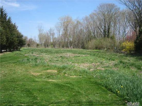 1Acre Walk To All. Build Your Dream Home!