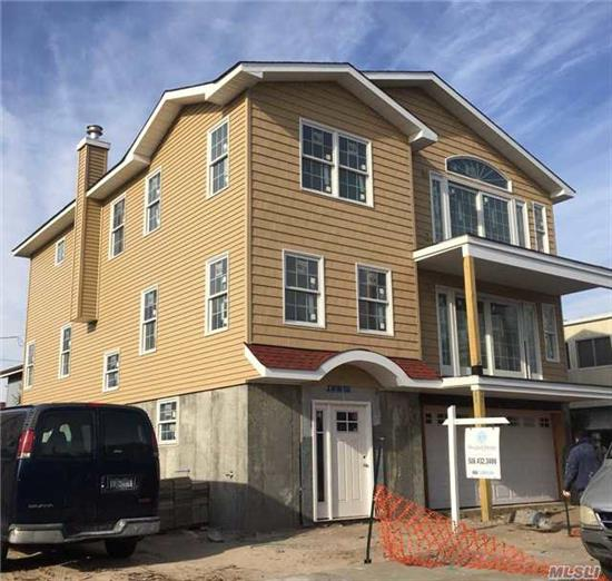 To Be Built! Beautiful Brand New Construction Located On The Quiet Streets Of The Canals 4 Bed, 3 Full Baths. Mint Condition With A Water View , All Fema Compliant, With All New Top Of The Line Everything!