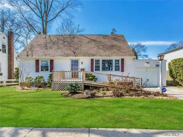 Pristine & Immaculate Home. Owned Buy A Woodworker, Many Custom Pieces & Built-Ins. Updated Roof, Siding Windows, Central Air First Floor, Heating, Chanson H2O System, In-Ground Sprinklers, Security System. Professionally Landscaped Property, Gorgeous Entertainers Deck. A Must See!