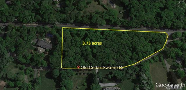 Possible 2 Lot Subdivision