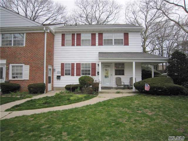 Sale May Be Subject To Term & Conditions Of An Offering Plan.Brand New To Market -2nd Floor End Condo Unit- Priced For Fast Sale -Heat Is Included In Common Charges - Very Spacious - Lots Of Closets - Lr/Dr - Lg Bedroom Full Bath - Washer/Dryer -Eff Kitchen -Amenities Include Pool, Tennis & Playground - Close To Lie And Lirr