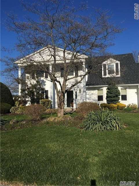 Blair Colonial In The Desirable Birchwood Estates. Updates Include Cac, Roof, Windows, Vinyl Siding, Pillars, New Control Panel For Igs, Chamber & Circulator Replaced On Oil Burner, Wood Flrs In Lr & Dr, Brick Patio And Pvc Fence In Front. Wood Floors On Second Floor. Mid Block Location.