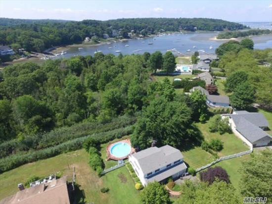 Spacious 4Br, 2.5Bath, In Waterfront Community W/Dock And Private Beach ($200/Year). Gourmet Chefs Kitchen W/ Stainless Appl., Granite, Commerical Stove. Above Ground Pool, Large Deck, Hf Schools, Wood Burning Fpl.