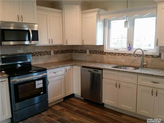 Beautifully Renovated Down To The Studs! New Heating, Electric And Plumbing!! All The Bells And Whistles And No Expense Spared! Quality Craftsmanship Throughout! Too Much To List. Any Homebuyer Will Be Proud To Make This Their Forever Home!! Hurry... Will Not Last!