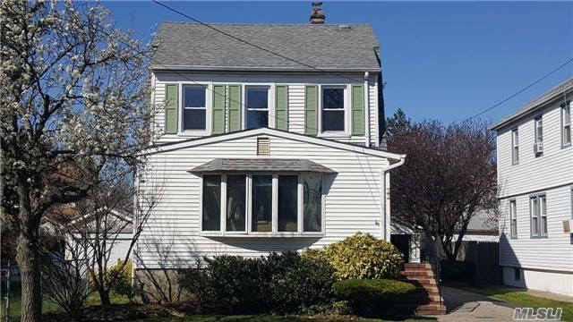 Bright, Clean, Updated 3 Bdrm Colonial In Conveniently Located Neighborhood. Updated Anderson Windows, Kitchen And New Appliances. Cac First Floor, Gas Furnace, Cast Iron Radiators, Newer Roof, New Wood Floors. Charming!