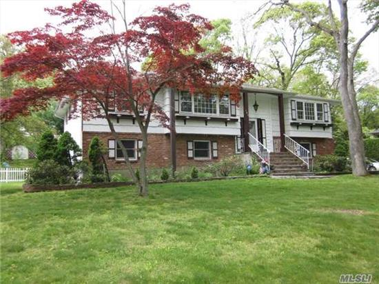 Spacious Hi-Ranch On Wooded Half-Acre With Inground Pool, Cac. Npt-Enpt Schools, Taxes W/Star $10, 222.00