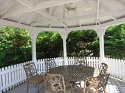 4 bedrooms, 2 baths, with full A/C, spacious rooms throughout. Outdoor dining Gazbo. Fully outfitted for a great vacation home. Located between the beach and town. Open from now to 8/26. Weekly $4,000